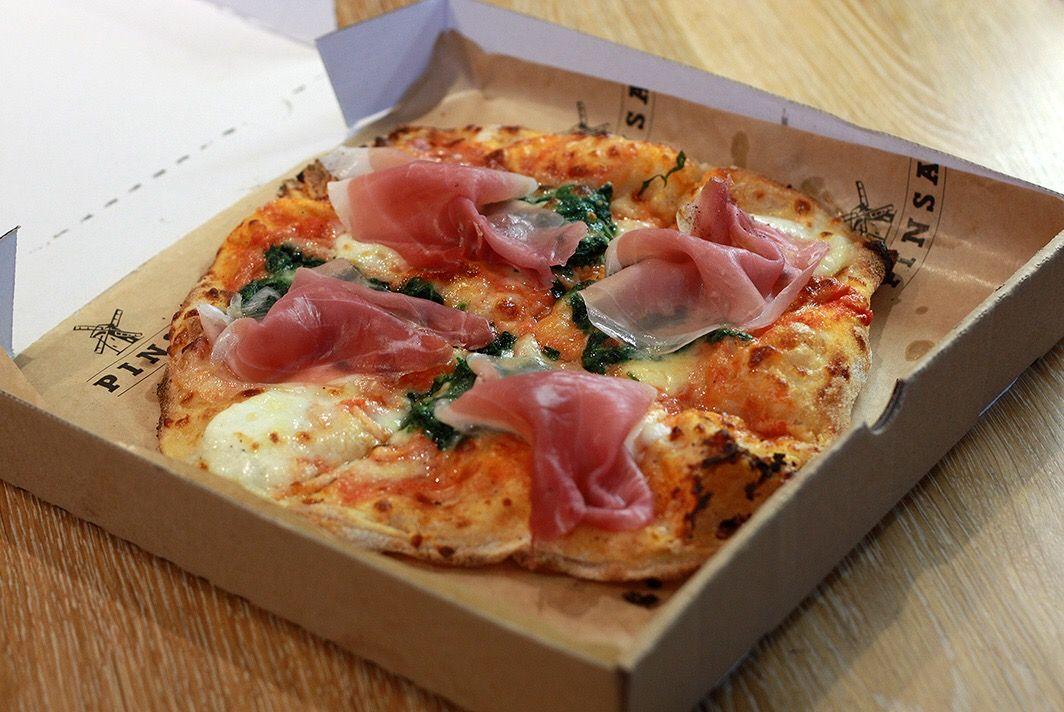Restauracja włoska Pinsa - Jedzenie z dostawą Warszawa Mokotów